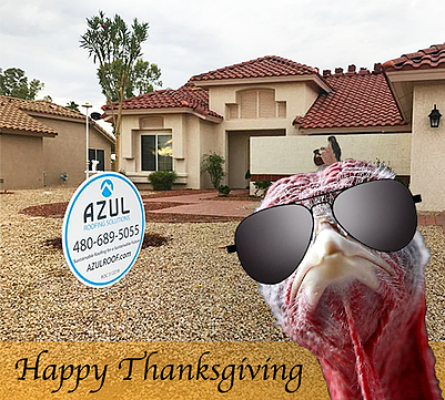 Azul Thanksgiving 2017